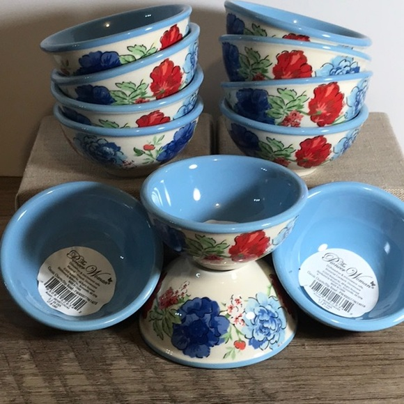 The Pioneer Woman 12 Dipping Bowls